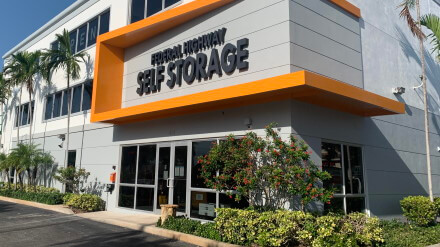 Federal Highway Self Storage - Deerfield Beach Florida
